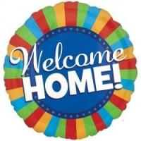 "Welcome Home 28"" Supershape"