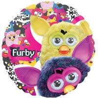 "Furby 18"" Foil Balloon"
