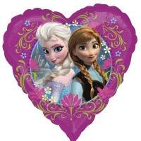 "Frozen Love 18"" Foil Balloon"