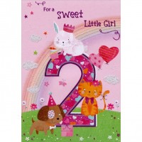 Age 2 - Girl - Pack Of 12