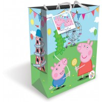 Gift BAG LARGE PEPPA (6 gift bags ,1.19 each )