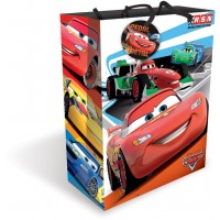Gift BAG LARGE DISNEY CARS