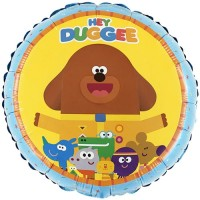 "Hey Duggee 18"" Foil Balloon"