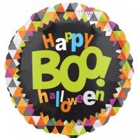 "Boo Halloween 18"" Foil Balloon"
