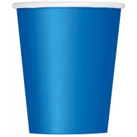 Royal Blue 9 OZ. Cups 14 CT.