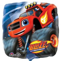 "Blaze & The Monster Machines 18"" Foil Balloon"