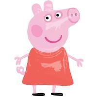 """Peppa Pig Airwalker 35"""" x 48"""""""