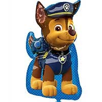 Paw Patrol Street Treat Shape - Large Helium Foil Balloon