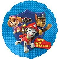 "Paw Patrol Street Treat - 18"" foil balloon"