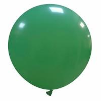 "32"" Dark Green Latex Balloon 1ct"