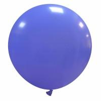 "32"" Periwinkle Latex Balloon 1ct"