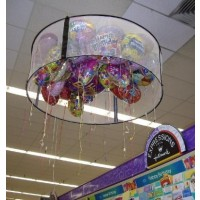 Circular Balloon Corral