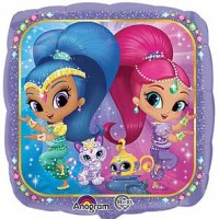 "Shimmer & Shine - 18"" Foil Balloon"