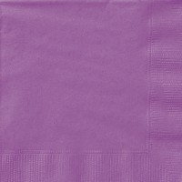 Pretty Purple Luncheon Napkins 20 CT.