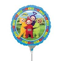 "Teletubbies 9"" - Inflated With Stick & Cup"