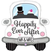 """Happily Ever After 31"""" Supershape"""