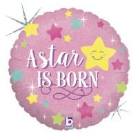 """A Star is Born Girl 18"""" Foil Balloon"""