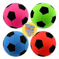 Mega Ball - 45cm - 4 Astd Cols