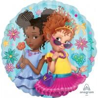 """Disney Junior Fancy Nancy 18"""" Foil Balloon"""