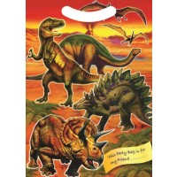 Dinosaur Party Loot Bag 6ct
