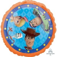 "Toy Story 4 18"" Foil Balloon"