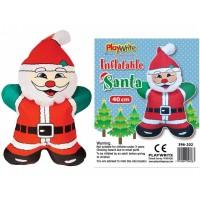 Inflatable Santa 40cm