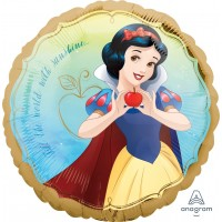 "Disney Princess Snow White Fill The World With Sunshine 18"" Foil Balloon"