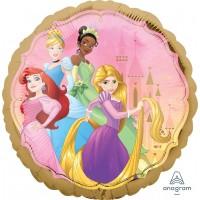 "Disney Princess Reverse 18"" Foil Balloon"