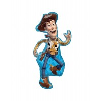 "Toy Story Woody 44"" Supershape"