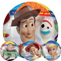Toy Story Four Sided Orbz