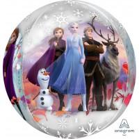 "Frozen 2 Orbz 15"" Balloon"