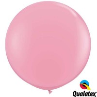 "Pink 36"" Standard (2CT) - Qualatex"