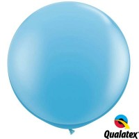 "Pale Blue 36"" Standard (2CT) - Qualatex"