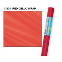 "Red Cello Wrap 30"" x 5ft."