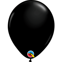 "Onyx Black 5"" Round (100CT)"