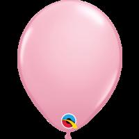 """Pink 5"""" Round (100ct)"""