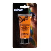 Aqua Face Paint 38 ml Tube Orange