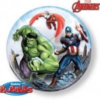 "Avengers 22"" Single Bubble"