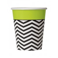 Designer Birthday 9oz Cups 8CT