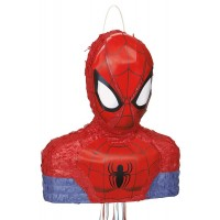 Ultimate Spider-Man 3D Pull Piñata