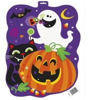 "Happy Halloween Cutout 16 1/2""H"