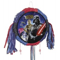 Star Wars Drum Pull Pop-Out Piñata