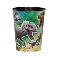 Jurassic World Plastic Cup 16OZ