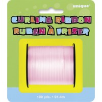 Pastel Pink Curling Ribbon - 100yds