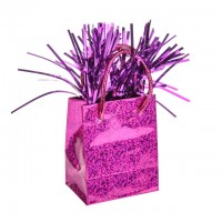 Giftbag Weight - Hot Pink Prism - (Box of 6)