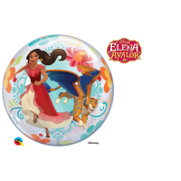 "Elena Of Avalor 22"" Reversible Single Bubble"