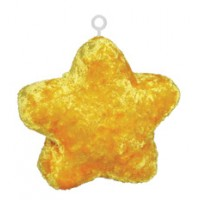 Star Plush Balloon Weight 4.4oz (Box of 6)