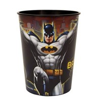 Batman 16oz Plastic Cup 1ct
