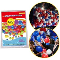Balloon Drop Net 500 - 3.75m x 2m