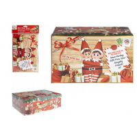 Elf Design Small Box 21 X 32 X 11CM